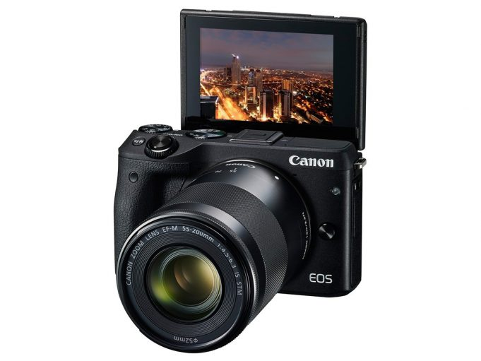Canon представила беззеркалку EOS M6