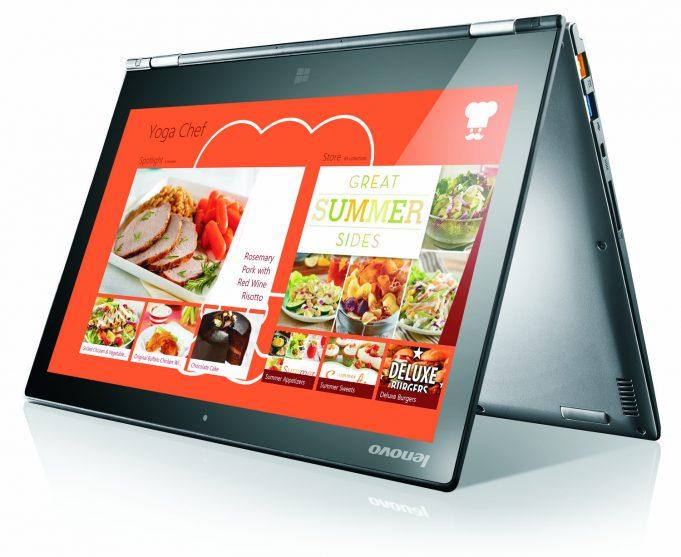 Конвертируемые ноутбуки Lenovo Yoga 720 станут крупнее и производительнее предшественников