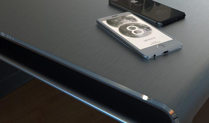 Смартфон Apple iPhone 8 появится в продаже вовремя, но без одного из новшеств