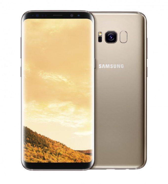 Samsung Galaxy Note 9 обзаведется интегрированным в дисплей сканером отпечатков пальцев