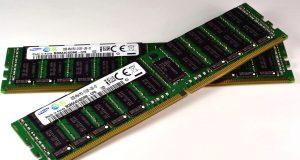 Samsung серийно выпускает микросхемы DDR4 DRAM плотностью 8 Гбит по 10-нанометровой технологии второго поколения