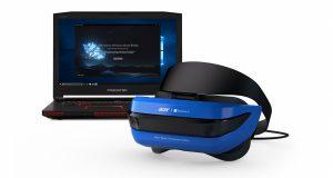 Шлем Acer Windows Mixed Reality вышел в России