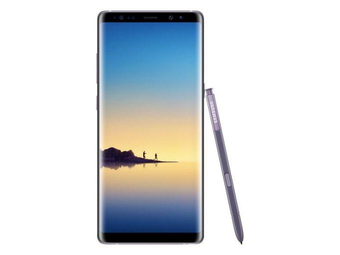 У некоторых смартфонов Samsung Galaxy Note8 обнаружены проблемы, возникающие при полной разрядке аккумулятора