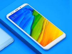 Xiaomi представила безрамочный смартфон Redmi Note 5 за $150