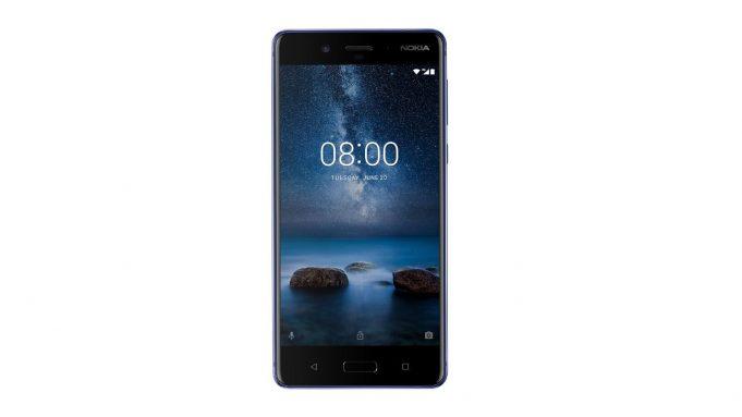 Nokia 8 начал обновляться до Android 8.1 Oreo