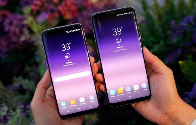 Samsung Galaxy S8 и S8 Plus взяли приз за «Лучший Смартфон» на шанхайской MWC 2017
