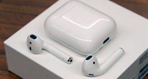 Apple готовит непромокаемые AirPods