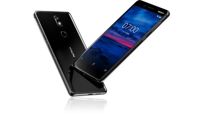 HMD представила безрамочный смартфон Nokia 7 Plus