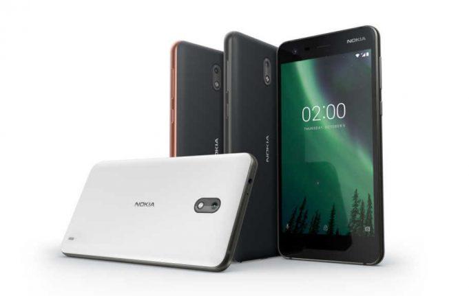 Представлен смартфон Nokia 1: ОС Android 8.1 Oreo (Go edition), защита IP52 и цена $85