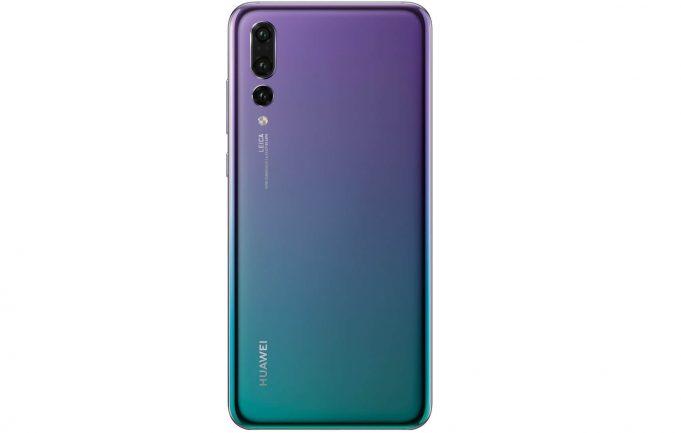 Рассекречены параметры тройной камеры Huawei P20 Pro