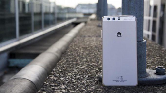 Huawei хочет выпустить смартфон на блокчейне