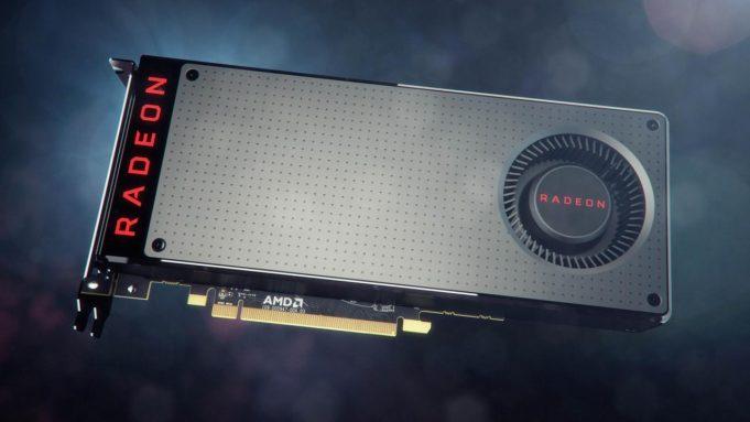 В начале лета AMD выпустит видеокарты Radeon RX 500X