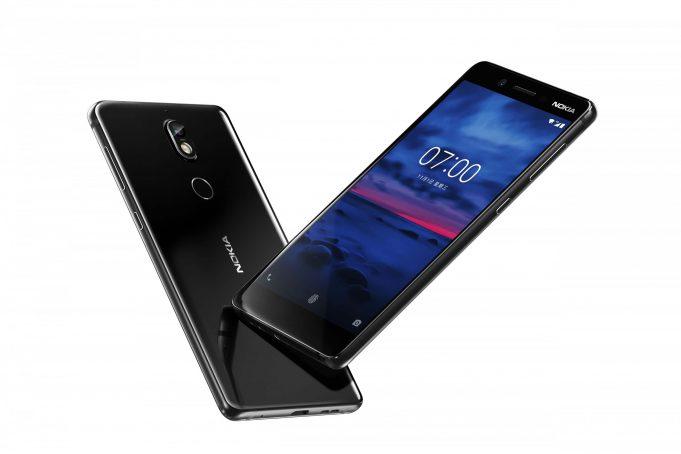 Безрамочный смартфон Nokia 7 Plus выходит в России
