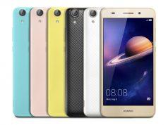 Huawei представила доступный безрамочный Y6 (2018)