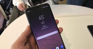 Смартфон Samsung Galaxy S8 продается на 20% хуже, чем Galaxy S7