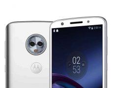 Безрамочные Moto G6 с чистым Android 8.0 Oreo представлены официально