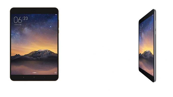 Xiaomi Mi Pad 4: основные технические характеристики нового планшета