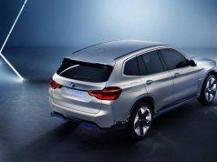 Представлен BMW iX3 — первый электрический кроссовер компании