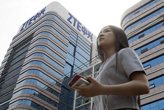 США и Китай договорились о снятии санкций с ZTE