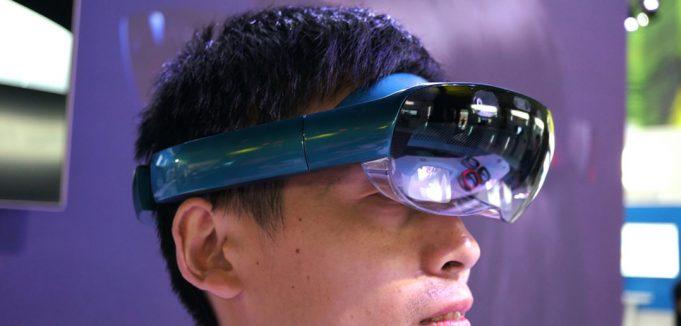 Lenovo показала шлем daystAR и другие концепты