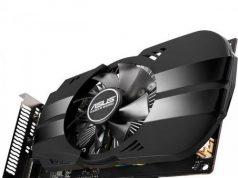 Asus GeForce GTX 1050 Ti OC Edition