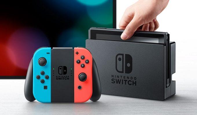Nintendo Switch обойдёт Sony PS4 и станет самой продаваемой консолью в текущем году