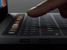 Apple пытается запатентовать ноутбук с виртуальной клавиатурой