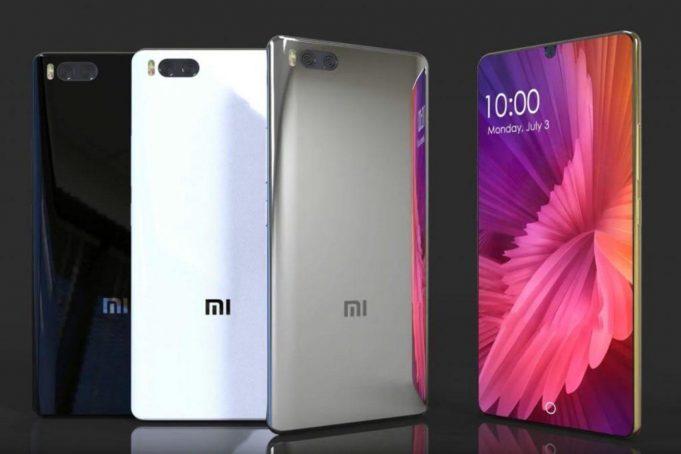 Раскрыт дизайн нового флагмана Xiaomi