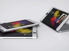 Lenovo показала складной планшет Folio