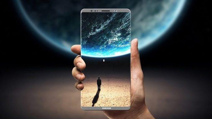 Смартфон Samsung Galaxy Note 8 Emperor Edition получит 6 ГБ ОЗУ и 256 ГБ флэш-памяти