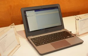 ASUS разработала ноутбук VivoBook W202 на базе Windows 10 S