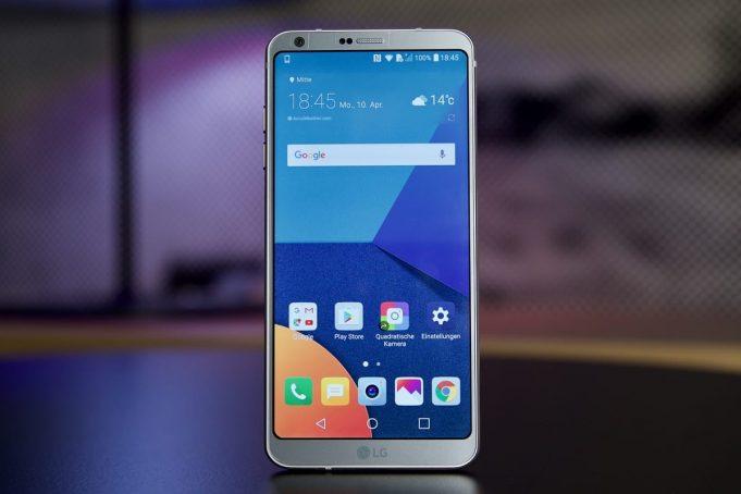 Смартфон LG G7 могут выпустить уже в январе 2018