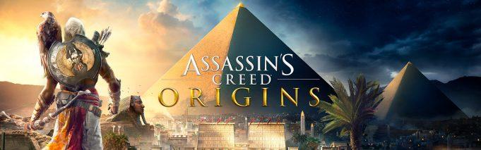 Представлена карта игрового мира Assassin's Creed: Origins