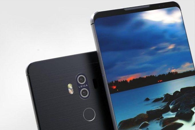 Рассекречены характеристики Huawei Mate 10 и безрамочного Mate 10 Pro