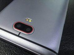 Китайцы показали безрамочный смартфон Huawei с четырьмя камерами