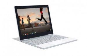 Google готовит к выпуску высококлассный хромбук Pixelbook