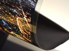 Продажи гибких дисплеев OLED небольшого размера быстро растут