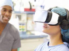 Виртуальная реальность вместо обезболивающего