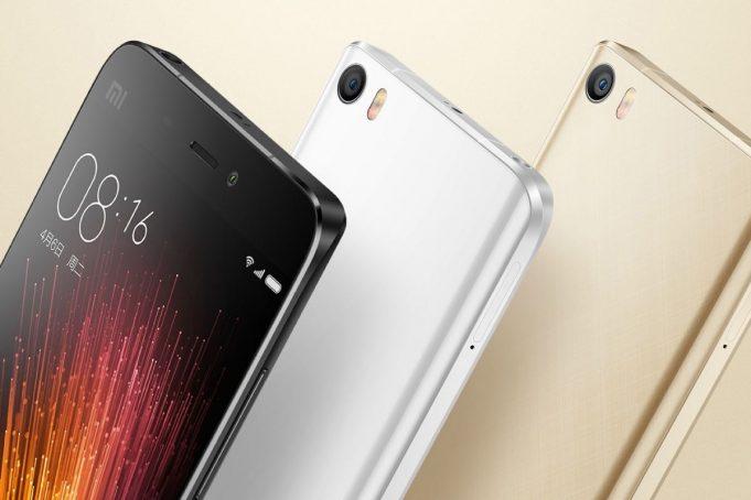 Рассекречены три версии флагманского Xiaomi Mi 6