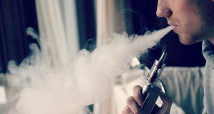 Apple запатентовала электронную сигарету