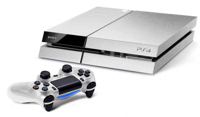Sony выпускает PlayStation 4 Slim в белом