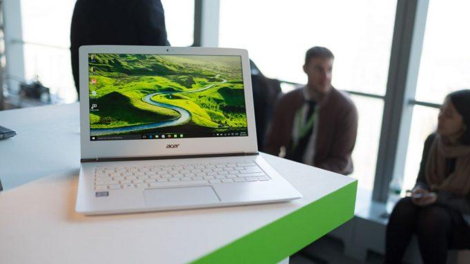 Ультрабук Acer Aspire S 13 вышел в России