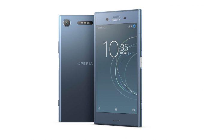 Sony представила смартфоны Xperia XA2 и XA2 Ultra