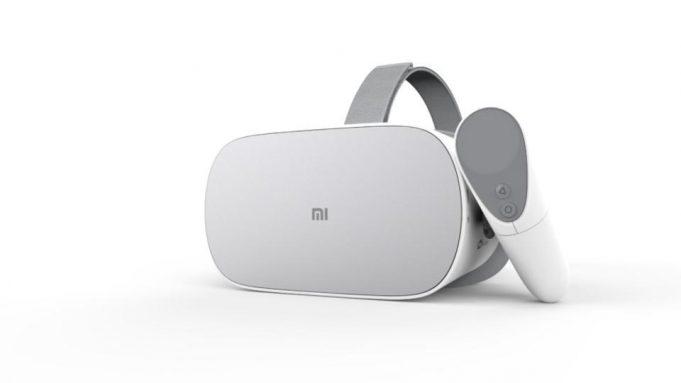 Oculus Go и Mi VR Standalone