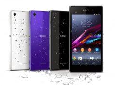 Новый флагманский смартфон Sony получит дисплей OLED