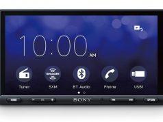Головное устройство Sony XAV-AX5000 наконец-то получило емкостной дисплей