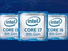 Еще три не анонсированных процессора Intel Coffee Lake засветились в Сети
