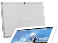 Acer Iconia One 8 (2018) — планшет с бюджетной платформой и 1 ГБ оперативной памяти