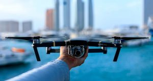 Представлен компактный дрон DJI Mavic Air