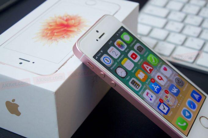 Apple готовит следующее поколение iPhone SE к лету